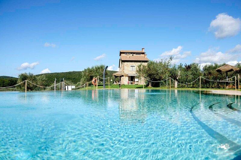La Tabaccaia App. Bilo Vista Lago, vacation rental in La Pesta