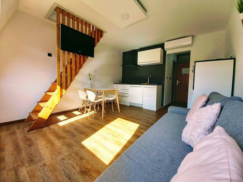 Cozy Apartment - Kaninska Vas - Bovec, alquiler vacacional en Bovec