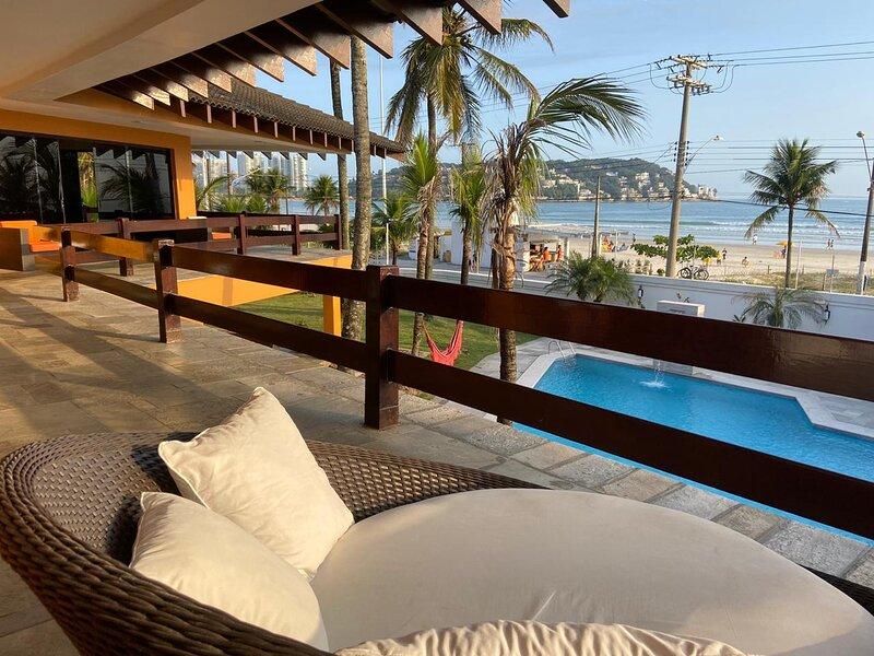 Paradise House, aluguéis de temporada em Guarujá