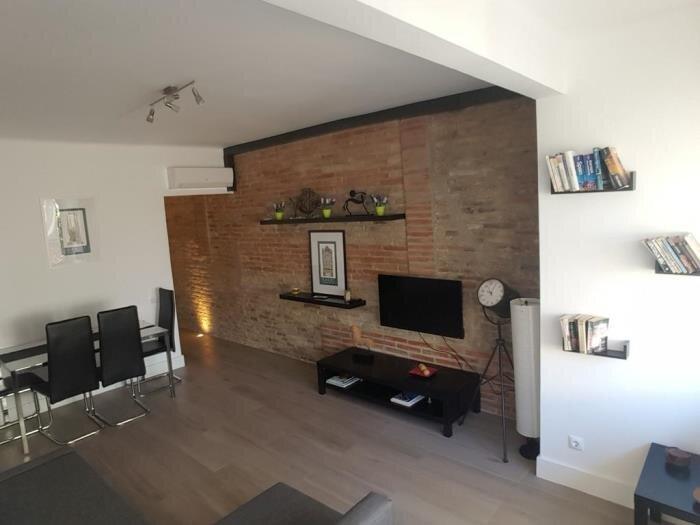 Fira terrace apartment Barcelona, alquiler de vacaciones en El Prat de Llobregat