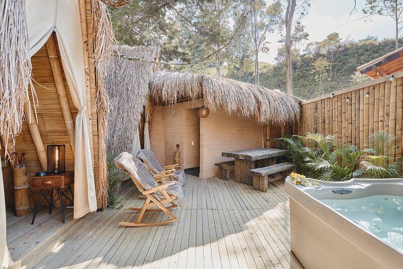 Tipi Villa, casa vacanza a Rionegro