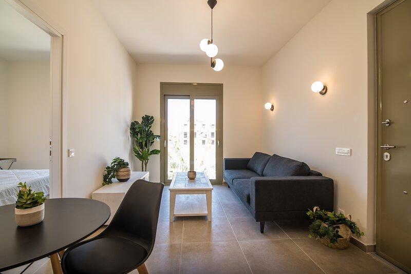 Lodge Apartments - 1 bedroom apartment Xanthippi, aluguéis de temporada em Kalamaki