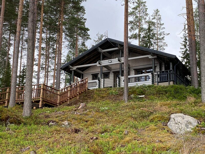 Villa Norppa, holiday rental in Tanhuvaara