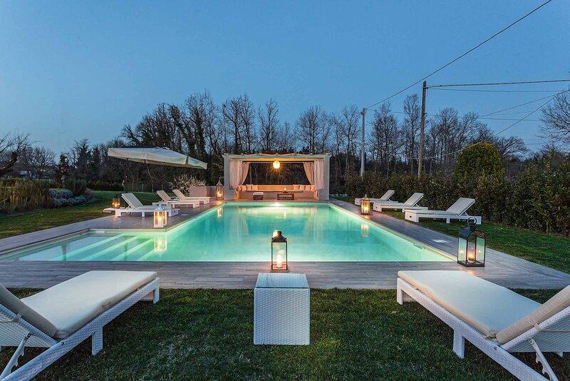Villa Simia, holiday rental in Villa Basilica