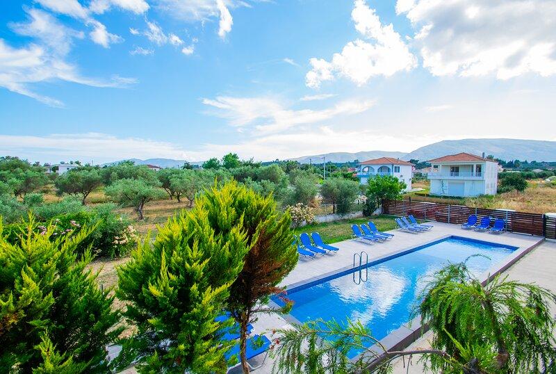 Brunswick apt villa unit 11, location de vacances à Pefkakia