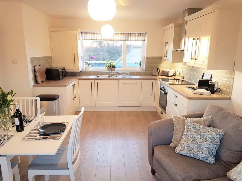 The Farm House Apartment (sleeps 6) + FREE PARKING, holiday rental in Tockwith