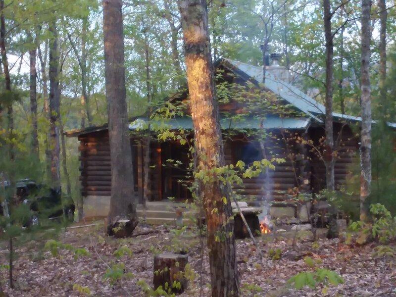 Smoky Mountain Lake View Cabin Bristol Tn, alquiler vacacional en Shady Valley