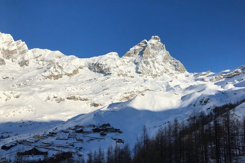 Coquille de Neige - ski out, holiday rental in Breuil-Cervinia