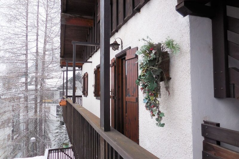 Edelweiss Ski-out, holiday rental in Verrand