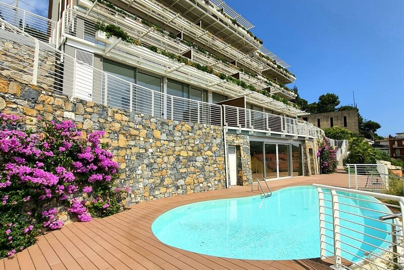 Exclusive Apartment- Alassio, aluguéis de temporada em Alassio