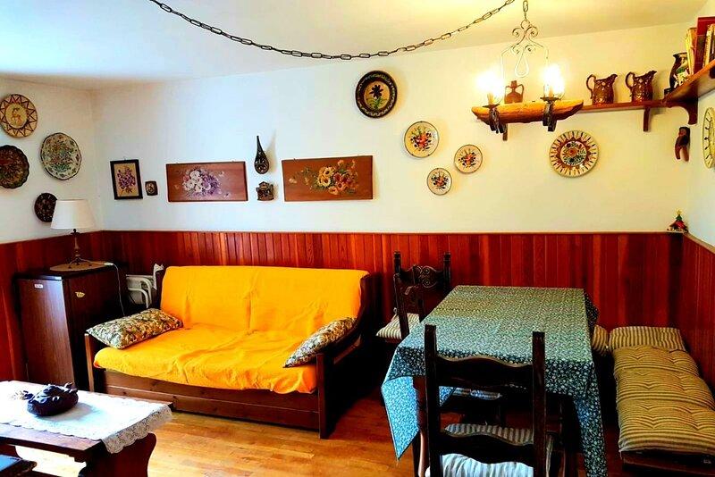 La Maison de l'Alpiniste - Sauze d'Oulx, Ferienwohnung in Gravere
