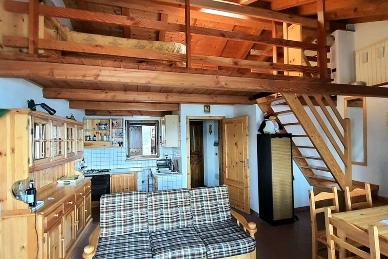 Maison de Neige, location de vacances à Torgnon