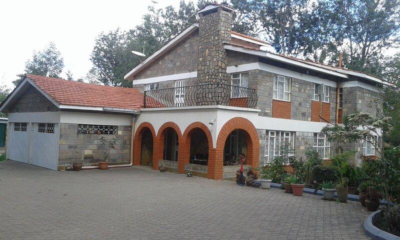 Kepro Farm Homestay, alquiler vacacional en Kiserian