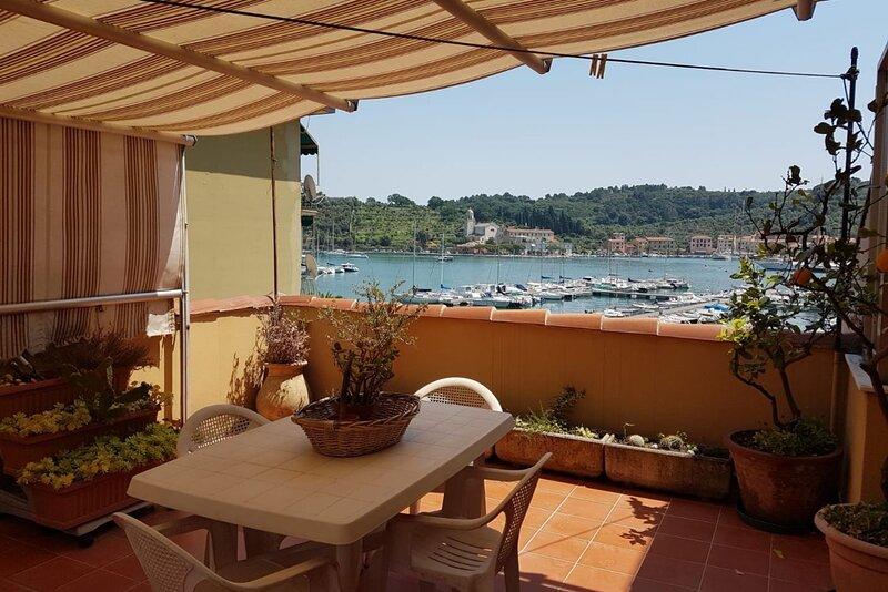 Nido del Gabbiano, alquiler de vacaciones en Porto Venere