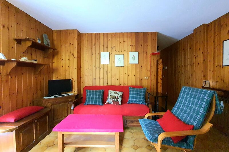 Sweet Home ski-out, holiday rental in Ayas
