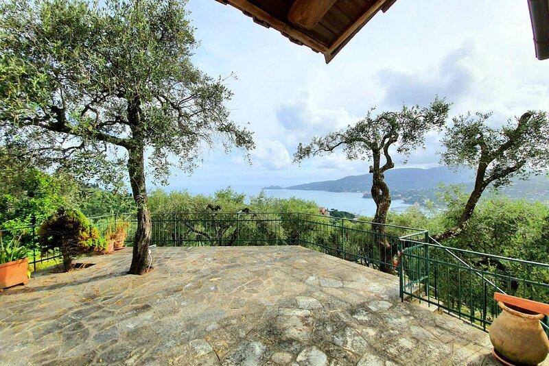 Villino degli Ulivi, vakantiewoning in Quiliano