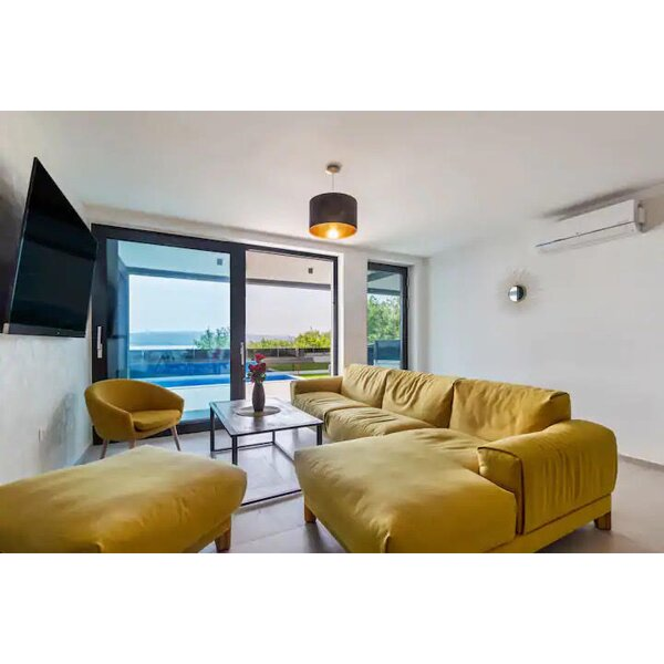 Apartman Villa Twins 1, holiday rental in Crikvenica