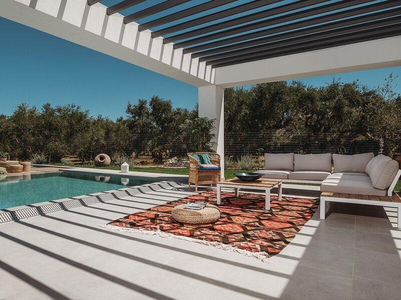 Tiare Luxury Villas with Private Pools - Villa 2, vacation rental in Tragakion