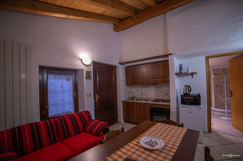 Apartment in Bard, Aosta Valley, Ferienwohnung in Verres