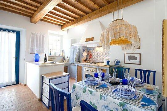 Casa Celeste near Bagnoregio, Viterbo, Orvieto, Ferienwohnung in San Michele in Teverina