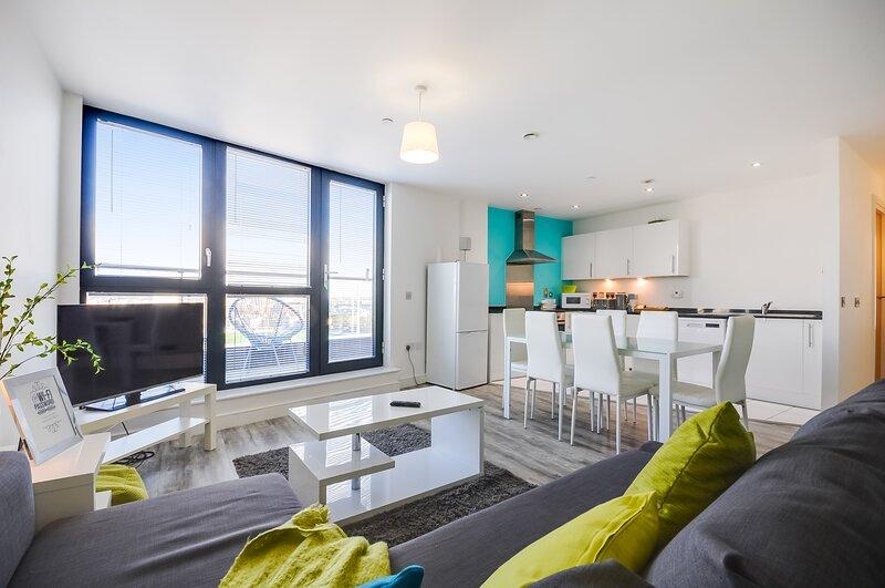 Luxury Penthouse City Centre Apartment, casa vacanza a Billericay