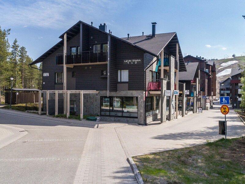 Levin stara a03, location de vacances à Kittilä