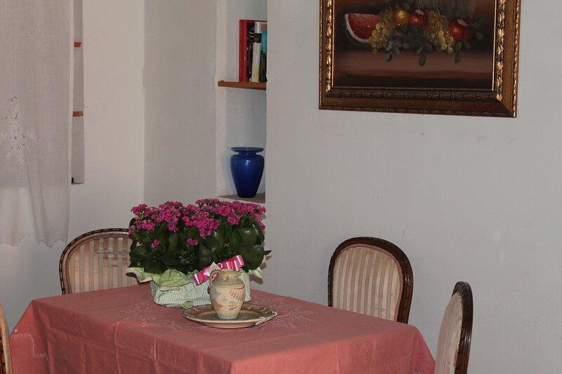 Casa Piccola near Bagnoregio, Viterbo, Orvieto, Ferienwohnung in San Michele in Teverina