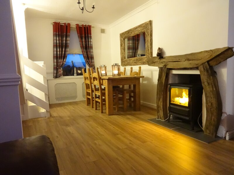 Sea View Cottage Lake District coast, holiday rental in Millom