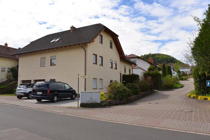 Remarkable 1-Bed Apartment in Kindsbach, location de vacances à Kindsbach
