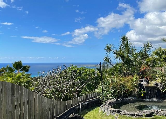 Updated Tranquil Getaway | Plunge Pool, Ping-Pong & Sunset Ocean Views, holiday rental in Kailua-Kona