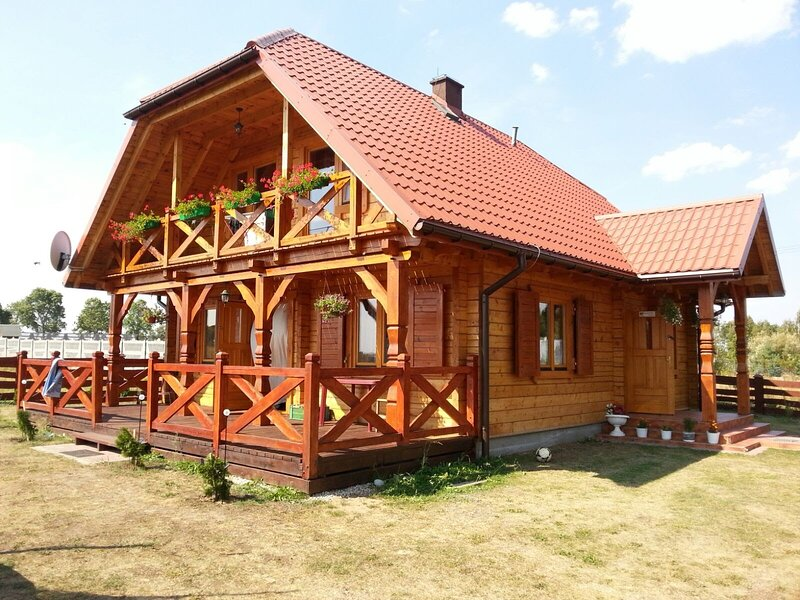 Holiday Home Piasutno, Ferienwohnung in Warmia-Masuria Province