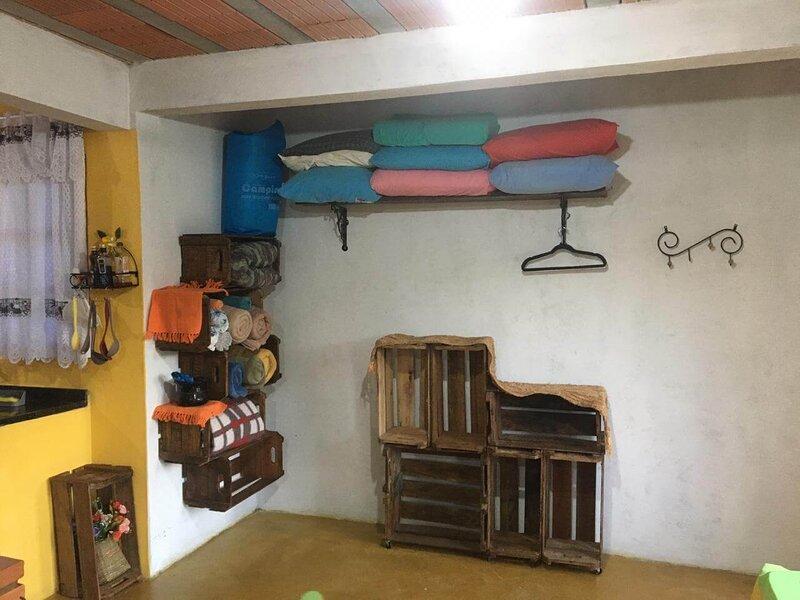 Chalé Santo Antonio do Rio Grande, holiday rental in Aiuruoca