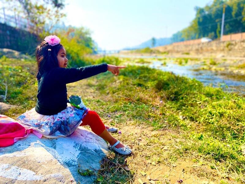 Wanderlust River Stay 4BHK + Pet friendly, holiday rental in Raipur