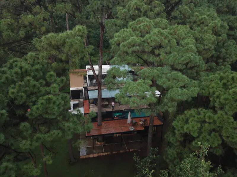 CASA DEL ARBOL, location de vacances à Estado de Mexico