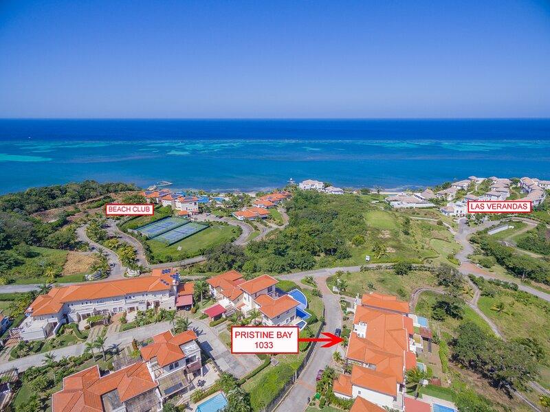 Pristine Bay 1003 – semesterbostad i French Harbour