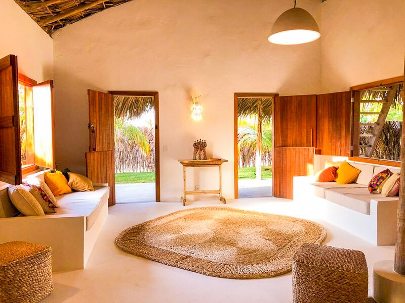 Casa do PESCADOR Atins c/ Conforto e super Localização, holiday rental in Barreirinhas