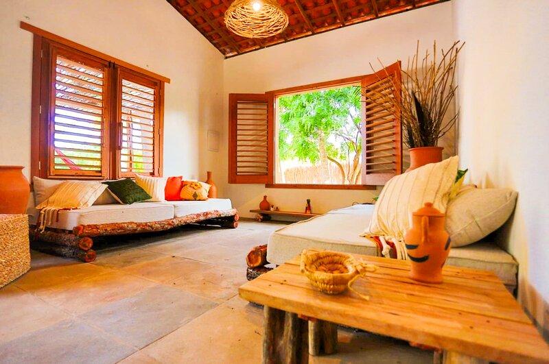 Casa do CAMPO Atins c/ Conforto e Autenticidade!, holiday rental in Barreirinhas
