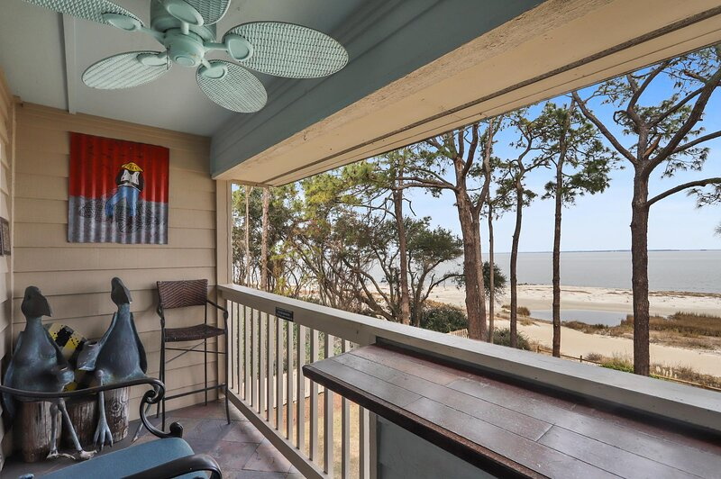 Gorgeous views from your private balcony!