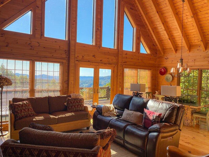 The Retreat, vacation rental in Moravian Falls