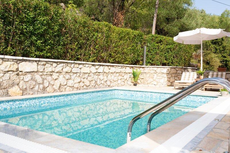 Corfu Sea View Villa Situla, vacation rental in Barbati