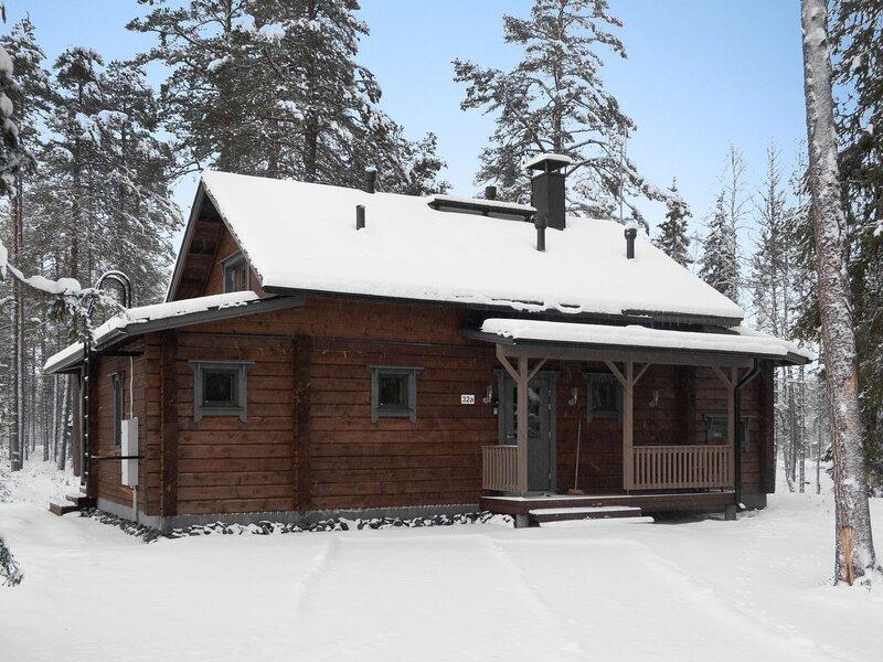 Kiehtäjän virta, holiday rental in Vallioniemi