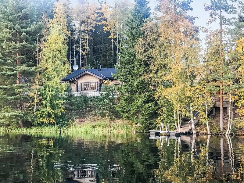Miilu, holiday rental in Valkeala