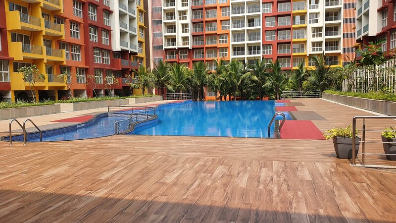 Comfy 1 bedroom apartment 15 mins from airport, holiday rental in Bogmalo