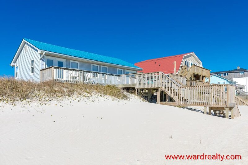 Sea Flat - 2 BR, holiday rental in Topsail Island