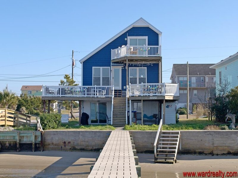 Dolphin Bay, holiday rental in Topsail Beach