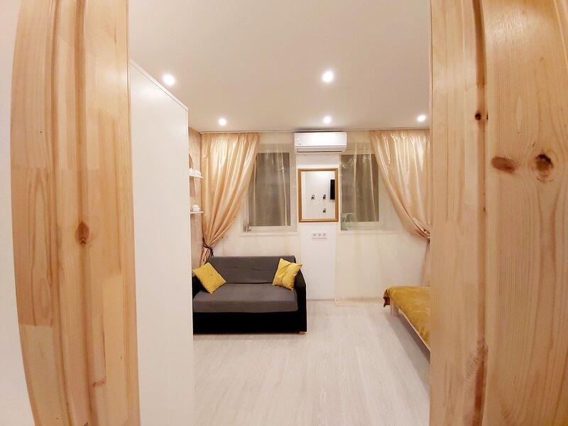 2к Апартаменты в самом сердце Таганрога для солнечного настроения, vacation rental in Rostov Oblast