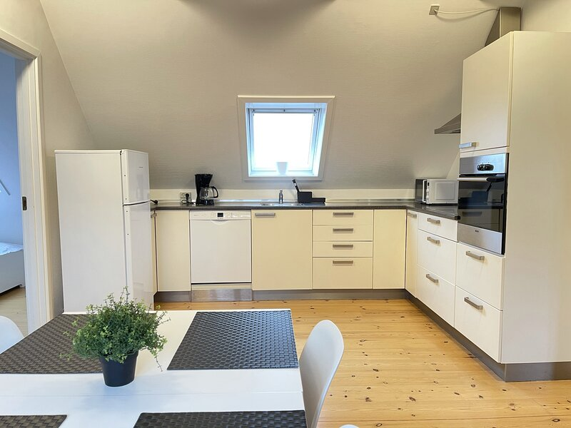 Adnana - Frederikshavn 3 bedroom apartment, vacation rental in Lyngsaa