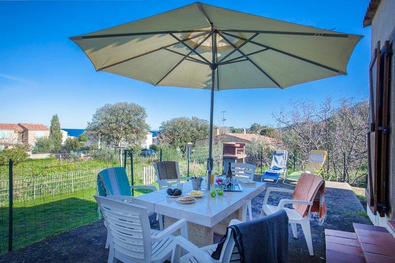 Domaine Bollaccia - Casa Ostriconi, vacation rental in Monticello