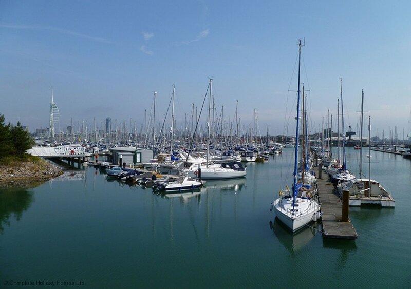 Harbour View 4, aluguéis de temporada em Gosport