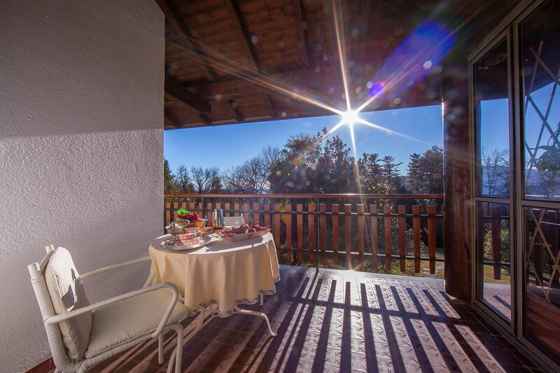 Villa La Verbanina, holiday rental in Aurano